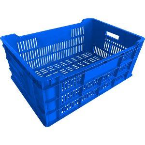 Genel Amaçlı Plastik Kasa 420x620x260mm
